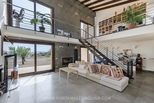 10 casas de arquitectura nica en mallorca porta mallorquina blog. Black Bedroom Furniture Sets. Home Design Ideas
