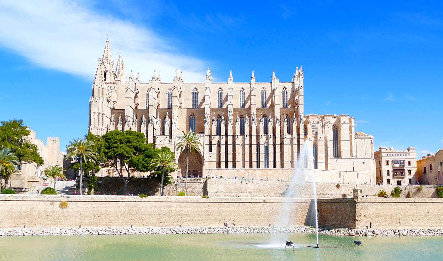 La catedral es el símbolo de Palma, pero la capital de Mallorca tiene mucho más que ofrecer.