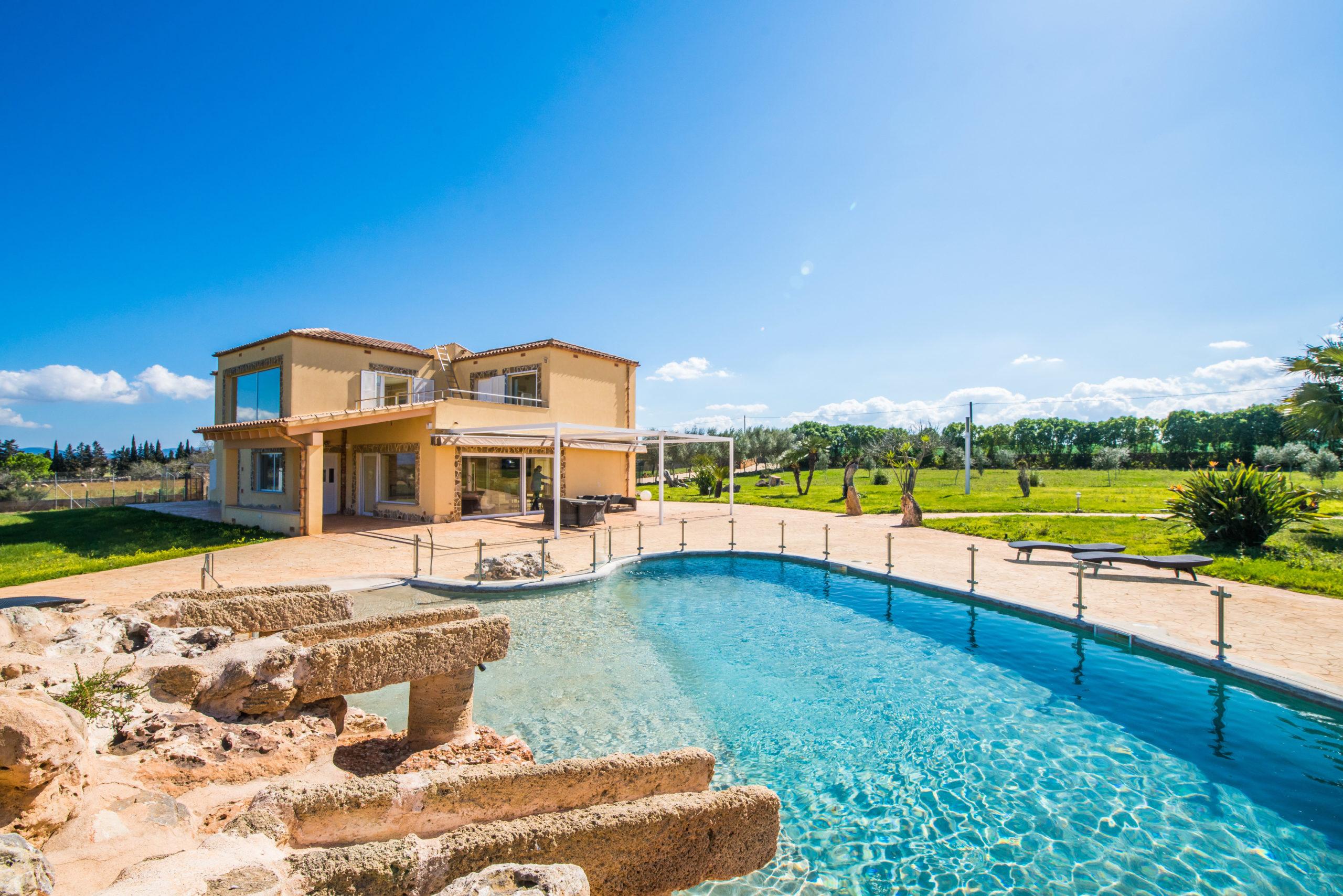 Fincas, chalets y pisos. Cuando se trata de propiedades vacacionales, Mallorca está entre las primeras opciones de los compradores.
