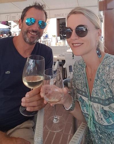 De isla en isla: en mayo de 2019, Daniela y Michael Altenbeck se han mudado de Sylt a Mallorca.