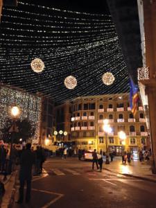 El 27 de noviembre, el alcalde de Palma hizo brillar la ciudad.