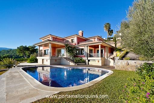 Villa en Son Vida, Mallorca