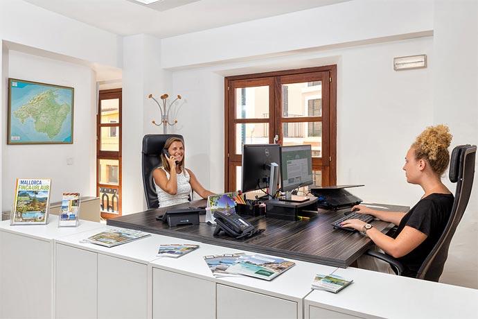 Lo bueno de las agencias inmobiliarias reconocidas como Porta Mallorquina o las agencias de alquiler vacacional como Porta Holiday es que conocen muy bien sus propiedades.