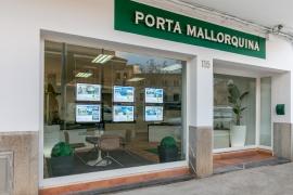 Porta Mallorquina en Llucmayor