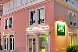 Oficina de inmueble en Santa Ponsa en Mallorca