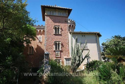 Villa en Soller