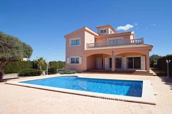Villa en Sa Torre