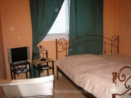Uno de tres dormitories