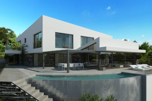Casa en Costa den Blanes