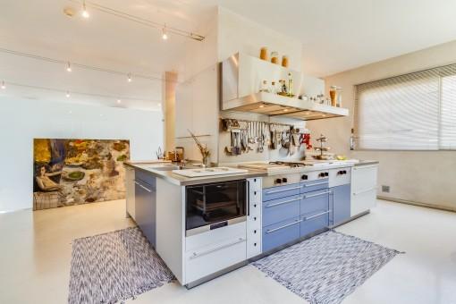 Cocina moderna y única