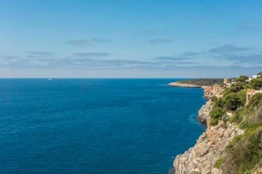 Magníficas vistas panorámicas al mar