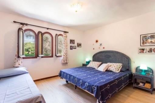 Uno de 4 dormitorios espaciosos