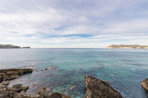 Vista de la Costa de la Calma