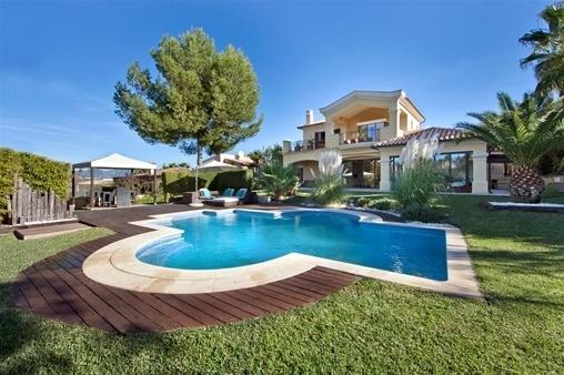 Villa de lujo en excelente ubicación en Santa Ponsa