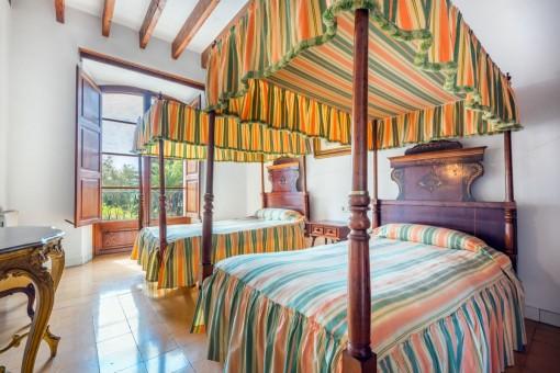 Dormitorio extraordinario