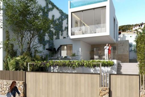 Casa en Genova