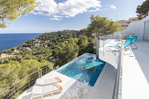 Villa en Canyamel para vender