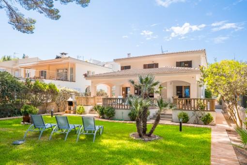 Villa en Puerto Alcudia