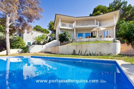 Villa en Santa Ponsa
