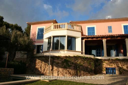 Villa en Sant Elm