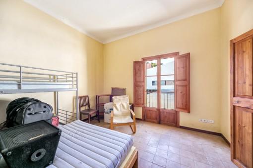 Un dormitorio posible