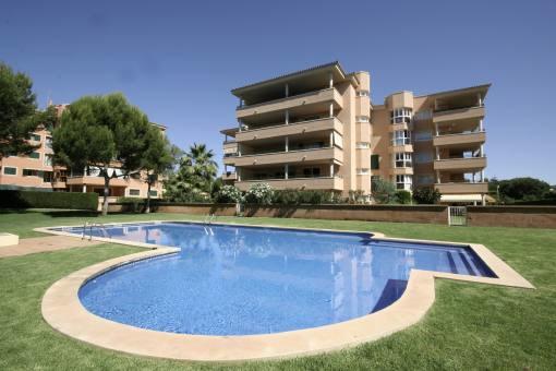 Amplio ático de lujo en una prestigiosa zona residencial de Maioris - Llucmajor