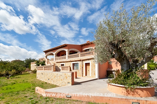 Villa en Bunyola