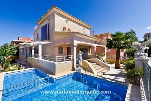 Villa en Playa de Palma