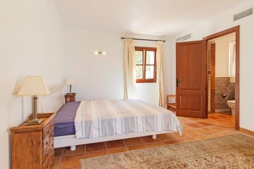 La propriedad ofrece también un apartamento para los invitados