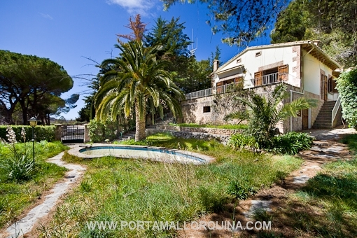 Villa en Valldemossa