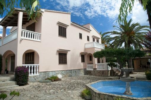 Villa en Cala Millor