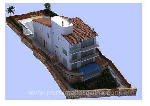 Villas en Son Veri Nou