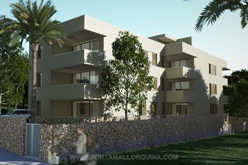 Apartamento en Cala Ratjada