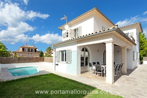 Villa en Can Picafort