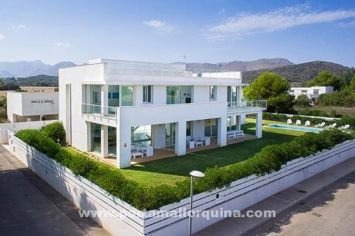 Villa en Puerto Pollensa
