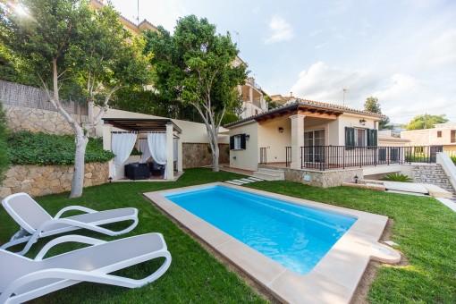 Villa en Campanet