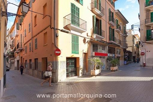 Casa en Palma de Mallorca Casco Antiguo