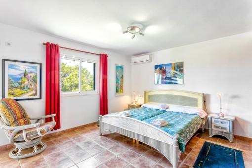 Precioso dormitorio doble
