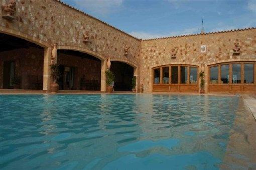 Impresionante villa en Santa Eugenia