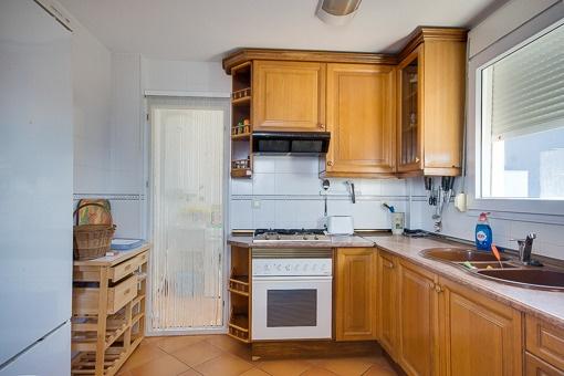 Otras vistas a la cocina