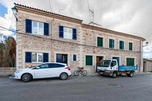 Casa de pueblo en Santanyí con vistas bonitas a Sant Salvador y el pueblo