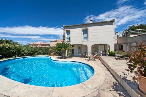 Villa en Las Palmeras