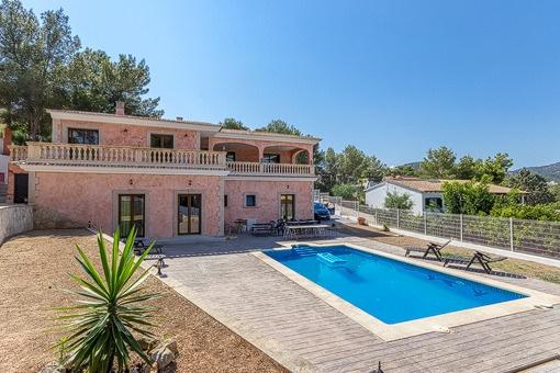 Villa en Palmanova