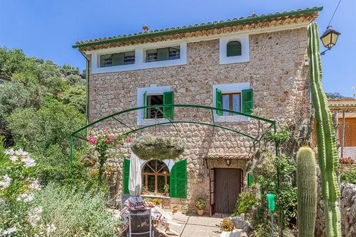 Villa en Fornalutx