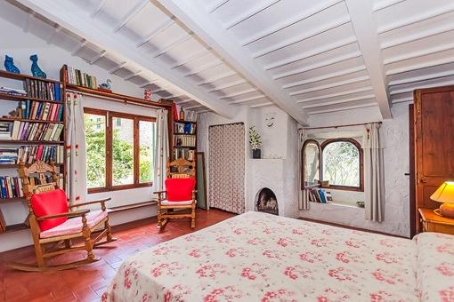 Uno de cuatro dormitorios
