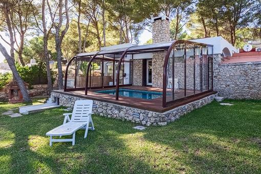 Villa en Costa de la Calma