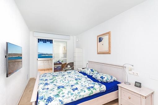 Dormitorio agradable