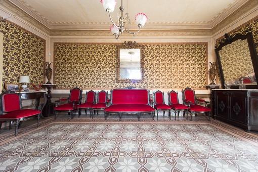 Salón antiguo