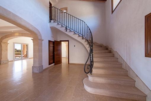 Escalera unica