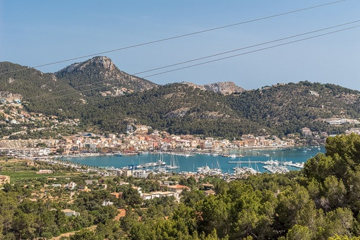 Vistas unicas al mar mediterráneo